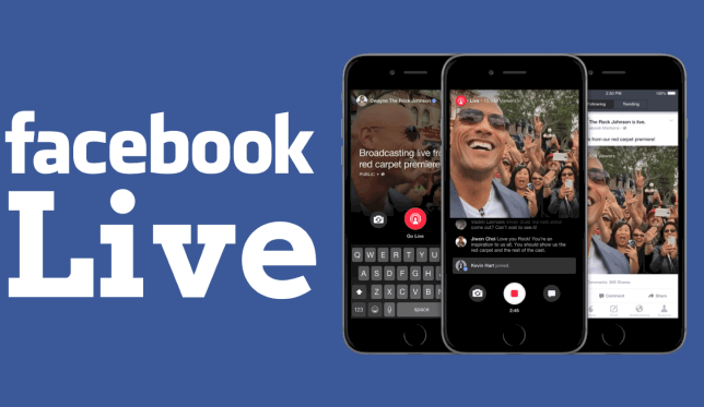 Live streaming Apps: Face book live vs. YouTube vs. Periscope? 1