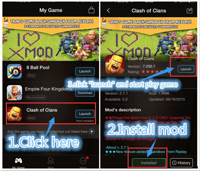 How to download Xmod Games for Android- TechGeekers