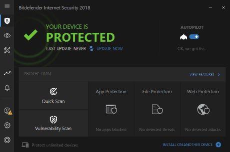 How Good is Bitdefender Internet Security 2018? 3