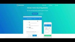 How to receive donations on wordpress sites?