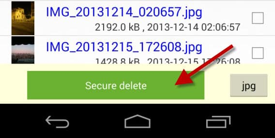 C:\Users\Manojit\Desktop\work again\33\Secure-Delete-for-Android-Secure-Delete-Button.jpg