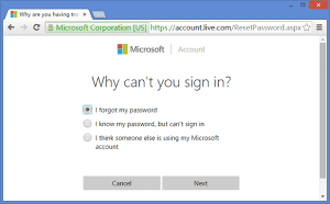 Reset Your Forgotten Password to Log in to Windows 10