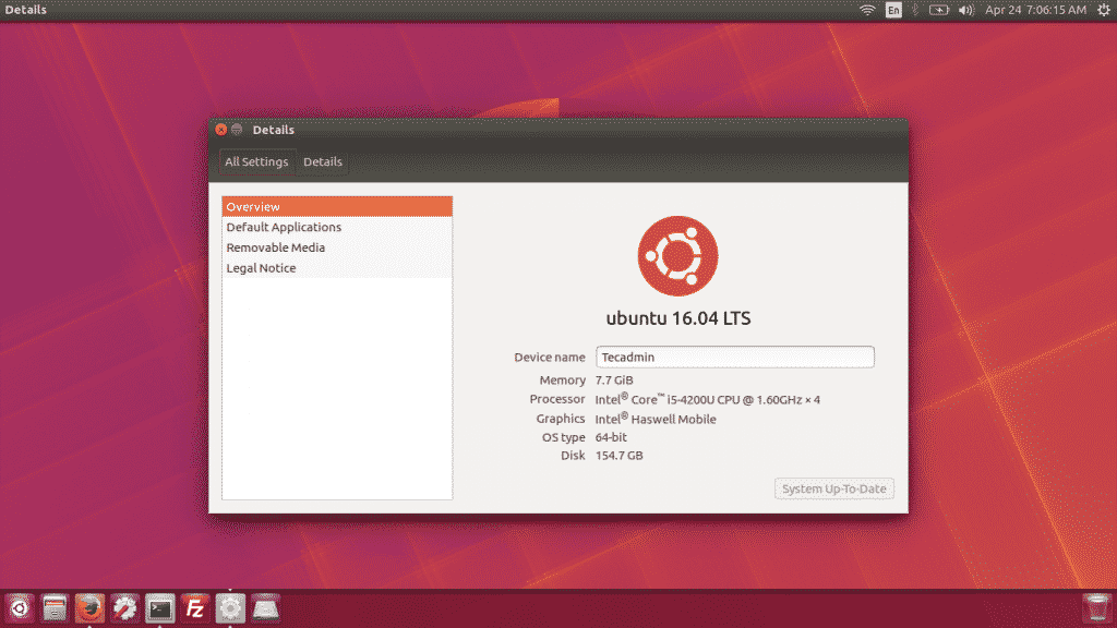 Ubuntu 16.04 (LTS) review - Everything You Need to Know 1