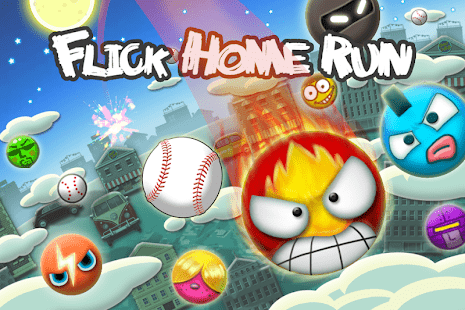 The most wanted game for iOS: Flick Home Run 1