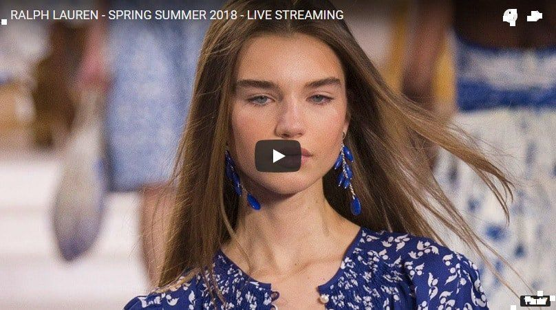 London fashion week live streaming