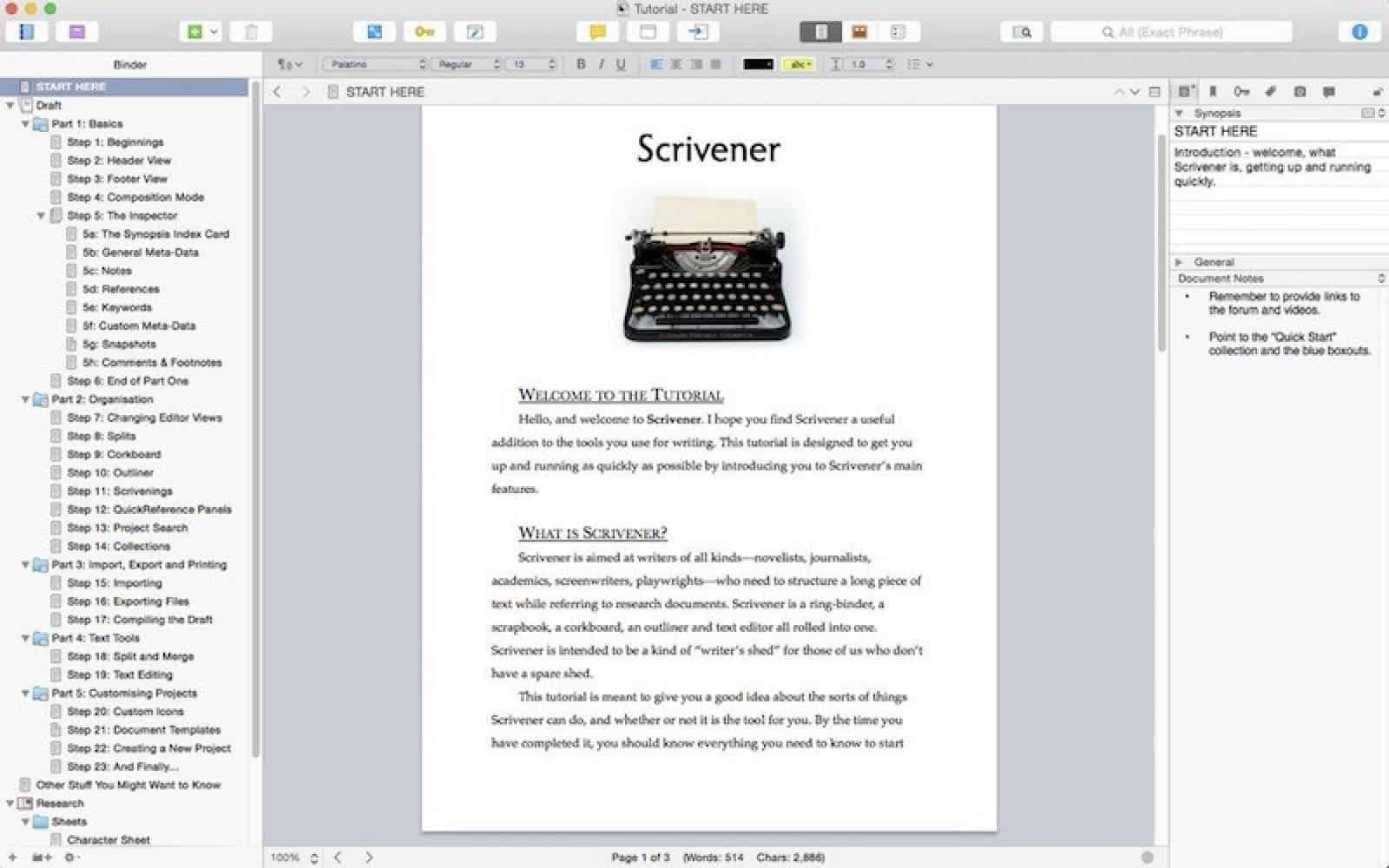Choosing Between The 12 Most Popular Writing Apps 3