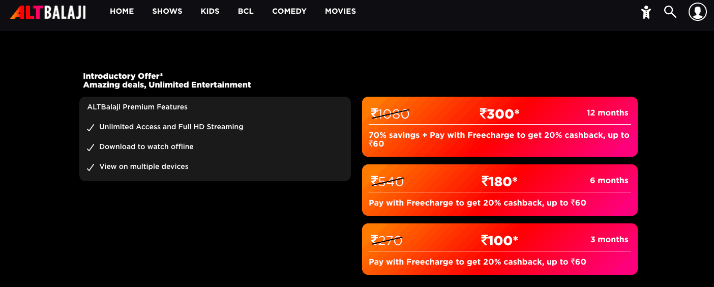 Top Alternatives of Netflix India to Watch Free Movies 2