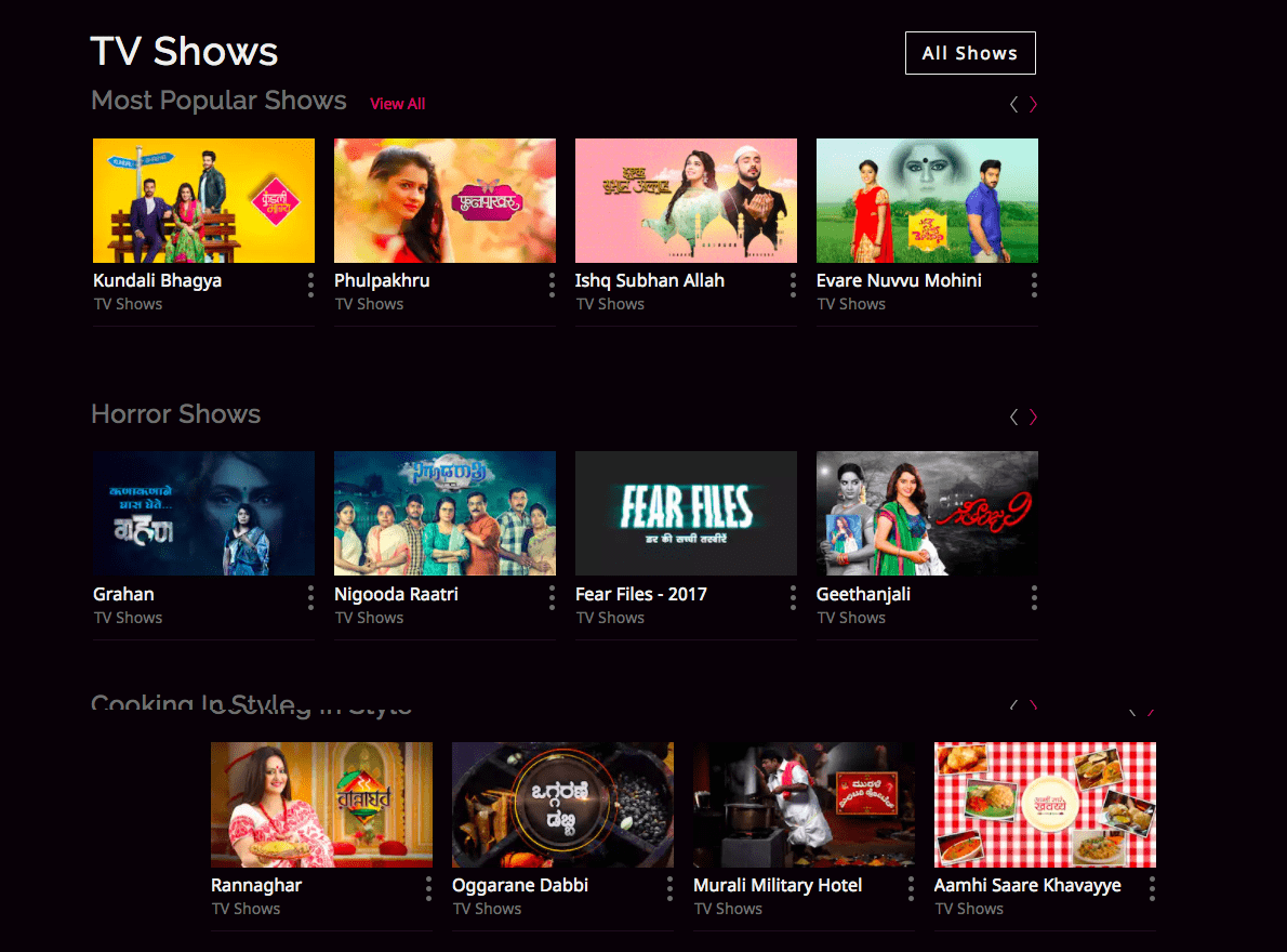 Top Alternatives of Netflix India to Watch Free Movies 3