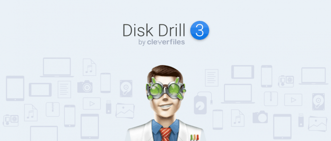 How to Recover Formatted Hard Drive on Mac with Disk Drill