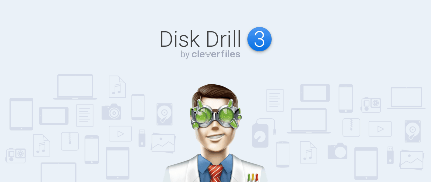 How to Recover Formatted Hard Drive on Mac with Disk Drill 6