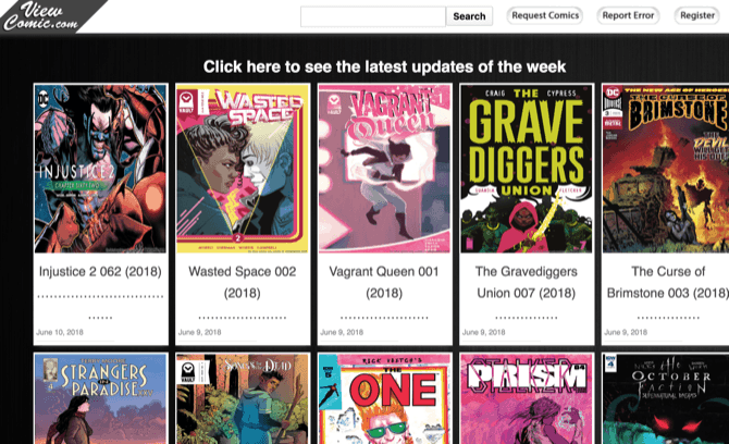 Free comics at View Comic
