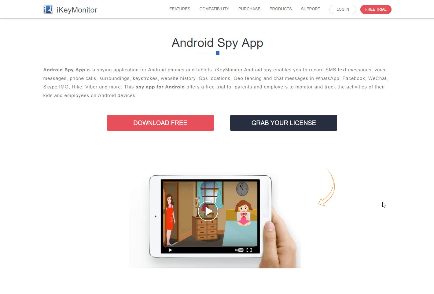 Android Spy APp