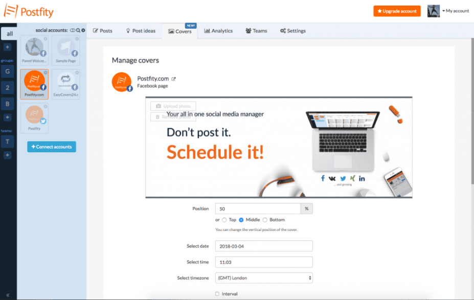 Top Social Media Automation Tools to Publish At The Right Time 4
