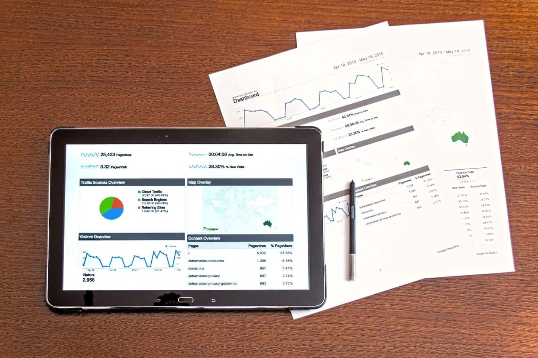 computer analysis graph
