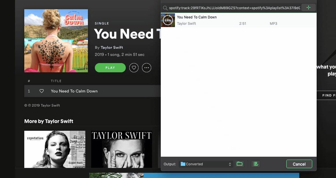 Best Music Converter for Spotify : Tuneskit 3