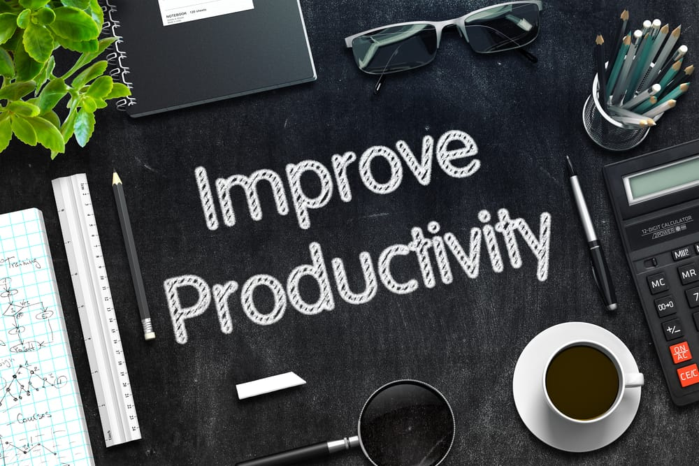 improve productivity business
