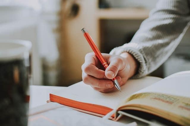 Write Notebook Author Sunday
