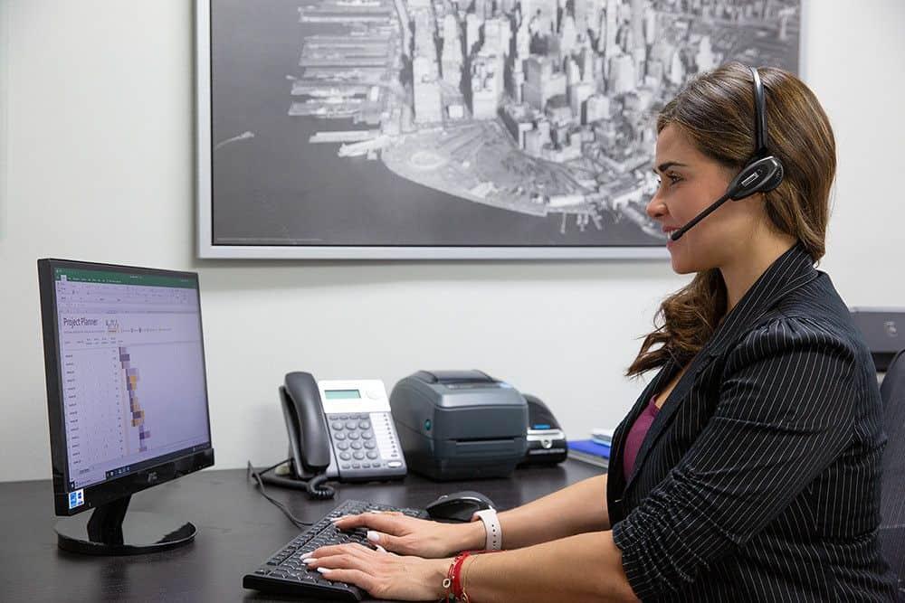 Call Centre Headphone