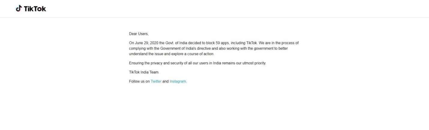 Indian Government Blocks TikTok (Here's How to Unblock It ASAP) 1