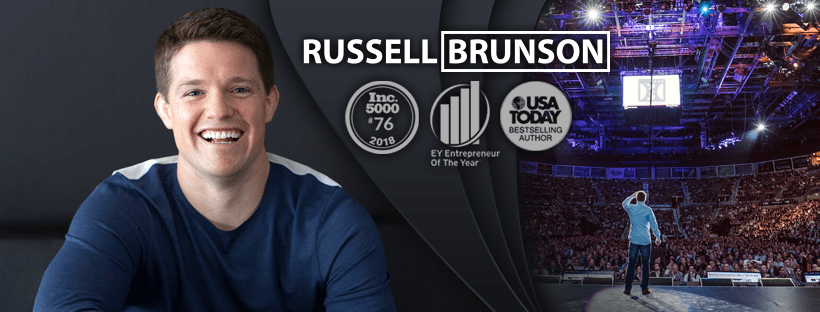 How Russell Brunson Built a Multi-Million Dollar Software Company? 1