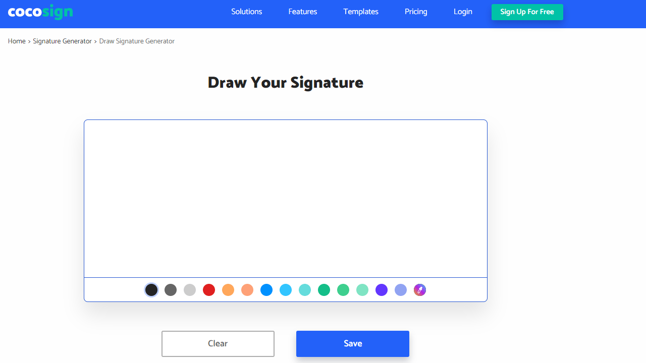 How to Signature Online? 1