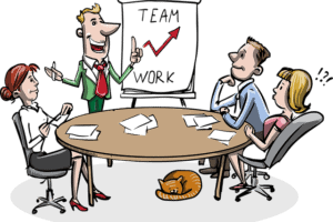 Meeting , creative social