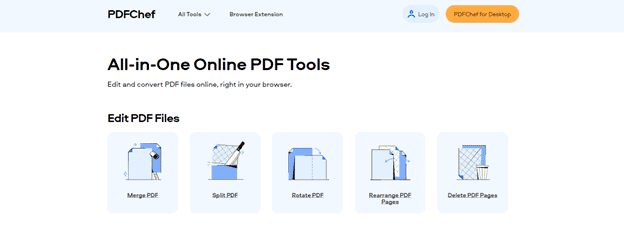 Best Software Choices for Editing PDF files in 2021 3