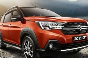 Harga Suzuki xl7 – A 7-Seater MPV For Comfortable Journey 3