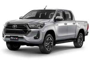 Toyota Hilux Revo Double Cab Specifications & Features 1