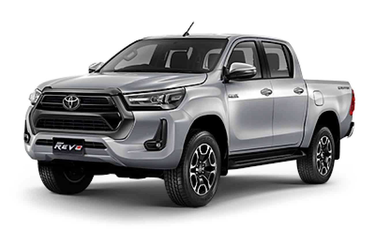 Toyota Hilux Revo Double Cab Specifications & Features 2