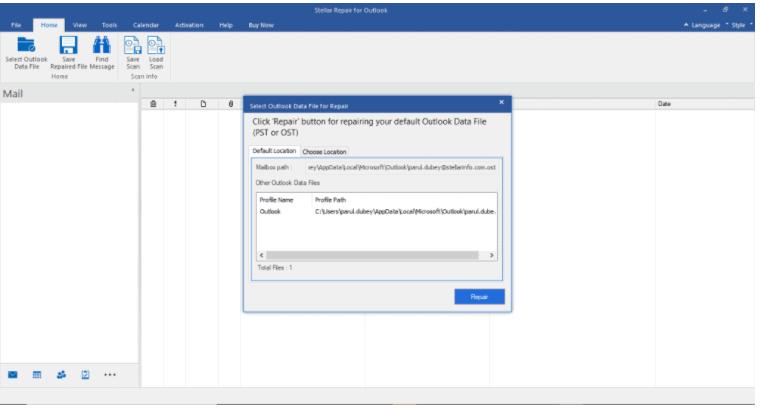 Stellar Repair for Outlook - Best PST Repair Tool for MS Outlook Users 1